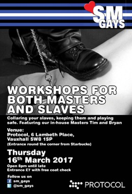 March 2017 Master & slaves
